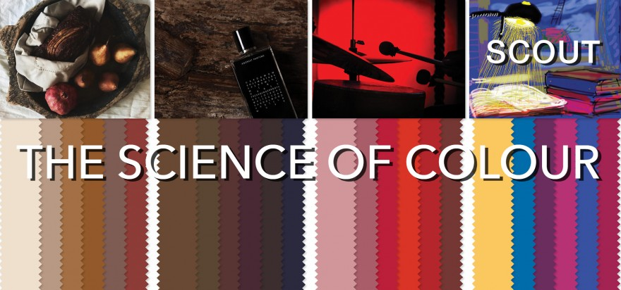 science of colour AW21/22