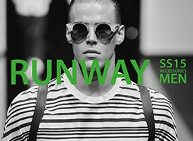 SS15 Men's Runway Accessories