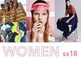 SS18 Women's Colour + Trend