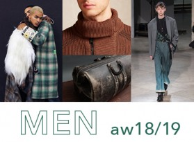 AW18/19 Men's Colour + Trend