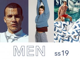 SS19 Men's Colour + Trend