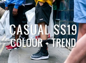 Casual Colour + Trend