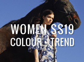 SS19 Women's Colour + Trend