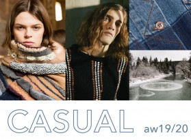 aw19/20 Casual Colour + Trend
