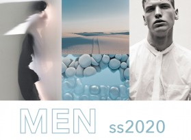 ss2020 Men's Colour + Concept