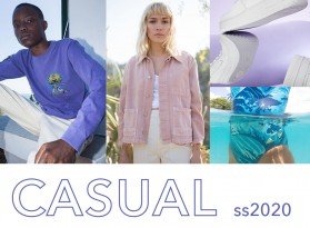 ss2020 Casual Colour + Concept