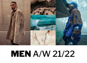 A/W 21/22 MEN Colour + Concept