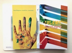 COLOUR + CONCEPT HARD COPY REPORT